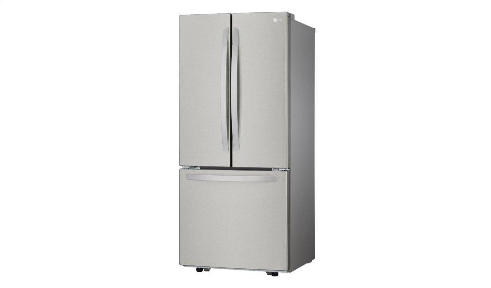 Lfcs22520s Lg Appliances 22 Cu Ft French Door