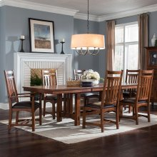 Dining - Oak Park Trestle Table