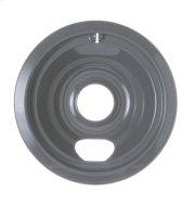 "Range 6"" Porcelain Burner Bowl - Gray Product Image"