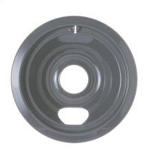 """Range 6"""" Porcelain Burner Bowl - Gray"""