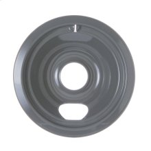 "Range 6"" Porcelain Burner Bowl - Gray"