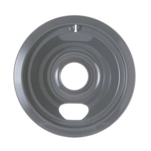 "GERange 6"" Porcelain Burner Bowl - Gray"