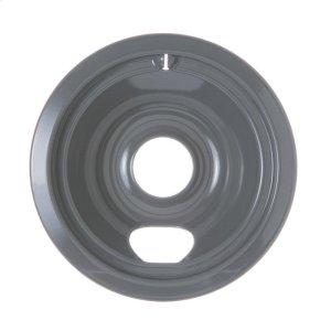 """GERange 6"""" Porcelain Burner Bowl - Gray"""