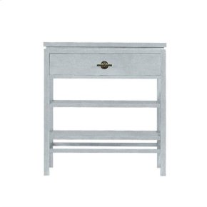 Resort Tranquility Isle Night Stand In Sea Salt