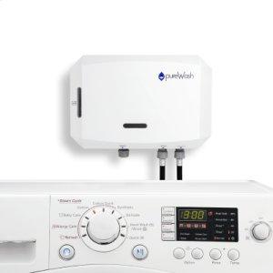 pureWash Pro  Detergent-Less Laundry System pureWash Pro