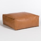 Barret Large Pouf Ottoman