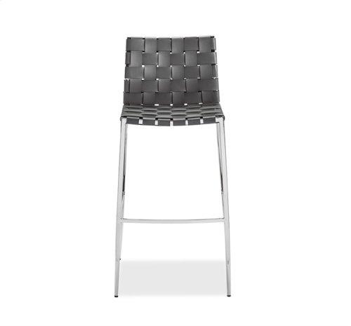 Logan Bar Stool - Grey