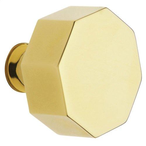 Non-Lacquered Brass 5073 Estate Knob