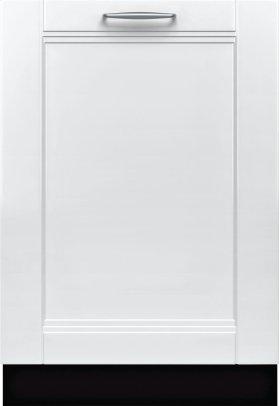 Benchmark Custom Panel, 7/7 cycles, 39 dBA, Flex 3rd Rck, All Lvl Telescopic Glides, Int Light, Wtr Sfr, TFT Disp, SS Toekick - CP Product Image