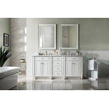 "Bristol 72"" Double Bathroom Vanity"
