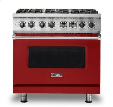 "36"" Dual Fuel Range, Natural Gas"