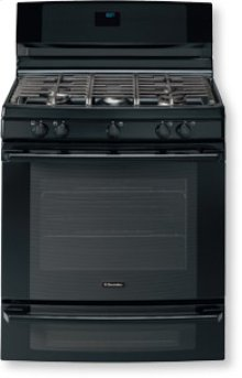"30"" LP Gas Freestanding Range with Wave-Touch Controls"