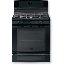 """30"""" LP Gas Freestanding Range with Wave-Touch Controls"""