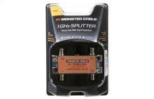 Monster Standard® RF Splitters For CATV Signals MKII - 2 Way RF Splitter