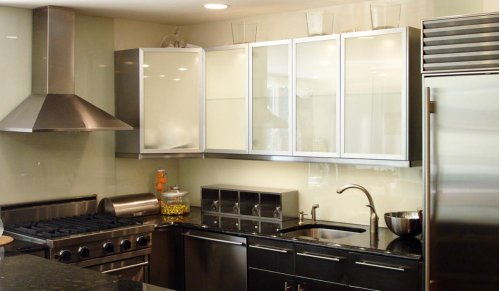 """30"""" Synthesis - Wall Hood w/300 cfm Blower, LED controls"""