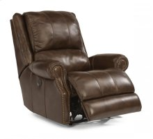 Sedgewick Leather or Fabric Power Recliner