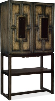 Crafted Bar Cabinet