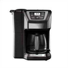 12-Cup Mill+Brew Coffee Maker