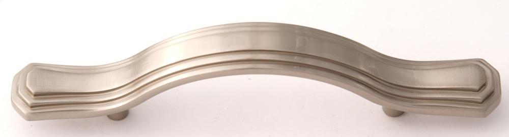 Geometric Pull A1516-3 - Satin Nickel
