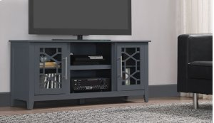 For a piece with obvious charm and grandeur, rely on this TV stand to steal...