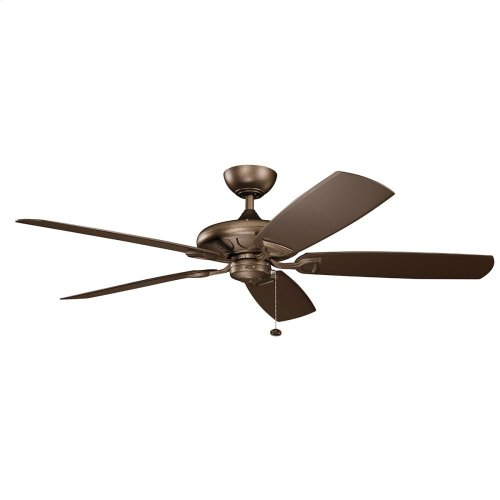 """Kevlar Climates 60"""" Fan Weathered Copper"""