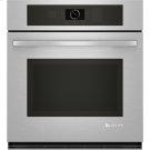 "Single Wall Oven, 27"", Euro-Style Stainless Handle Product Image"