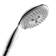 Chrome Raindance E 100 AIR 3-Jet Handshower, 2.0 GPM