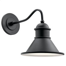 Northland Collection Northland 1 Light Outdoor Wall Light BK