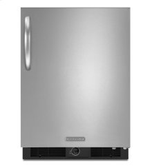 5.7 Cu. Ft. 24'' Specialty Refrigerator, Right-Hand Door Swing, Architect® Series II - Stainless Steel