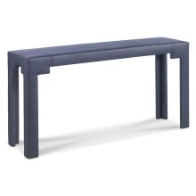 Walker Console Table - 60 L X 16 D X 30.5 H