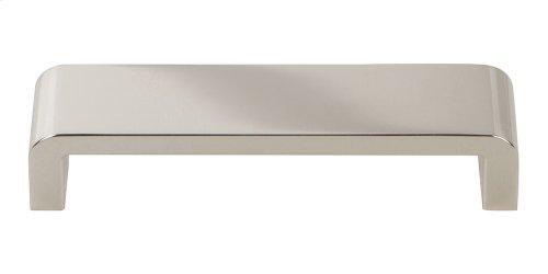 Platform Pull 5 1/16 Inch - Polished Nickel