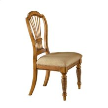 Wilshire Dining Side Chair Antique Pine