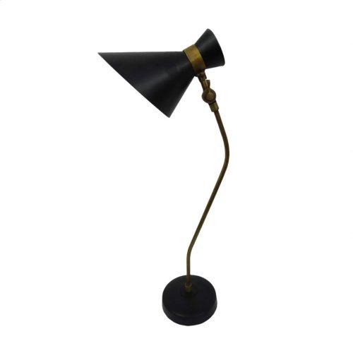 Monty Table Lamp Black