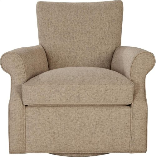 ED Ellen DeGeneres Westwood Swivel Chair (Fabric)