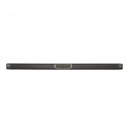 Maximum-Performance Home Theater Sound Bar System in Black