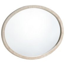"Diamond Mirror - 44"" W x 1"" D x 35.5"" H"