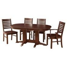 """42/64-2-12"""" Concord Trestle Table"""