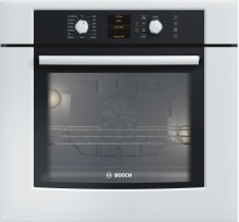"""30"""" Single Wall Oven 500 Series White HBL5420UC"""