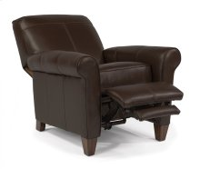 Dana Leather High-Leg Recliner