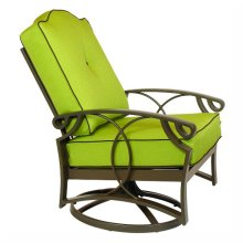 Cinnamon Bay Swivel Lounge Chair
