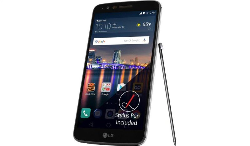 LS777BOOST in by LG in Marion, IA - LG Stylo 3 Boost Mobile