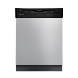 24'' Built-In Dishwasher - STAINLESS STEEL