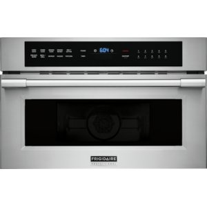 Frigidaire Professional Professional 30'' Built-In Convection Microwave Oven with Drop-Down Door