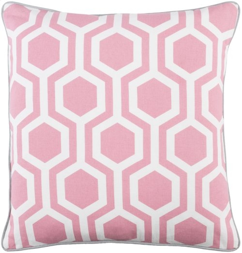 "Inga INGA-7014 18"" x 18"" Pillow Shell with Down Insert"