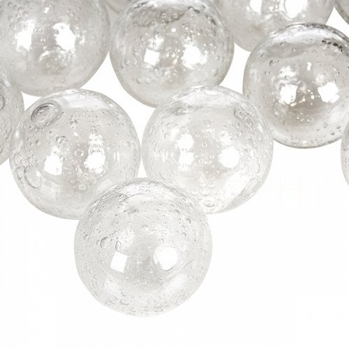 Small Glass Orbs