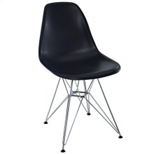 Paris Dining Side Chair in Black
