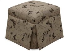 Darlington Storage Ottoman 2F0081S