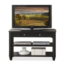 Farrington Console Table Black Forrest Birch finish