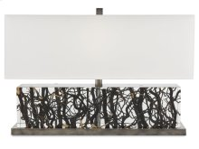 Mangrove Table Lamp - 18.25h