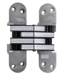 Model 220FR Fire Rated Invisible Hinge Unplated